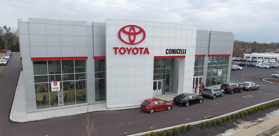 Conicelli Toyota