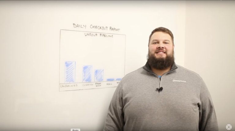 Customer Success White Board: Identify Training Opportunities Using DealerSocket CRM