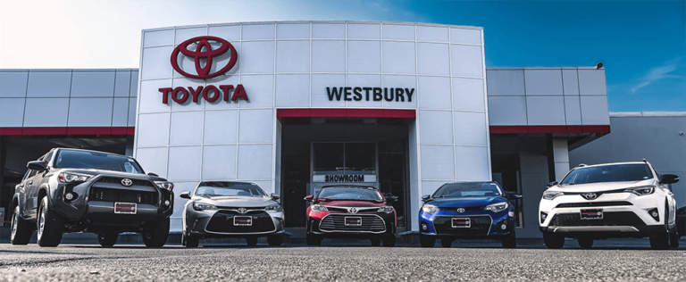 Westbury Toyota Demands Excellence From Their DealerSocket CRM