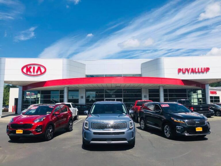 Kia of Puyallup Credits DealerSocket's CRM for Putting High-Grossing Deals Over the Curb