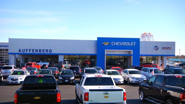 DealerSocket's CRM and Auto/Mate DMS Power Auffenberg Chevrolet Buick GMC to Banner Quarter