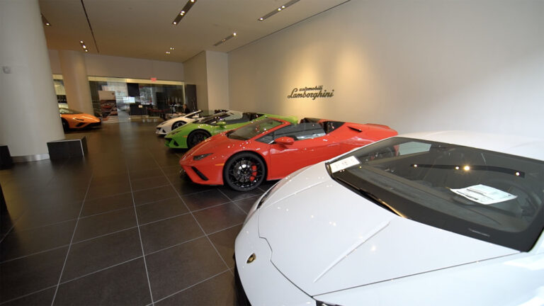 Manhattan Motorcars integrates CRM and inventory management